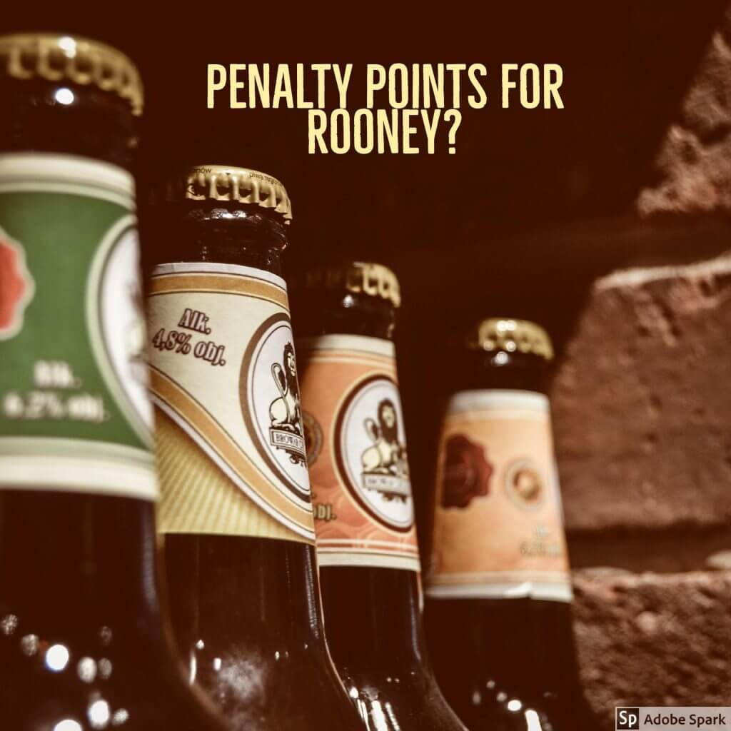 Rooney Drink Drive 1024x1024 - Penalty Points for Rooney?