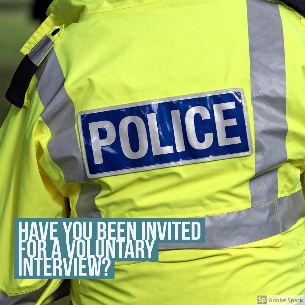 Have you been invited for a Voluntary Interview?