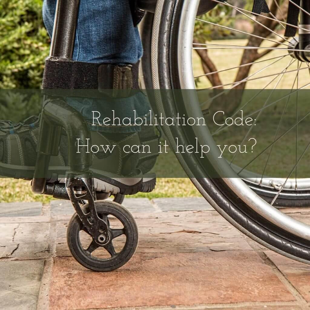Rehabilitation Code
