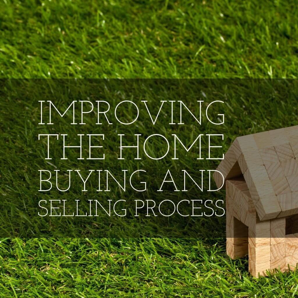Improving the Buying and Selling Process