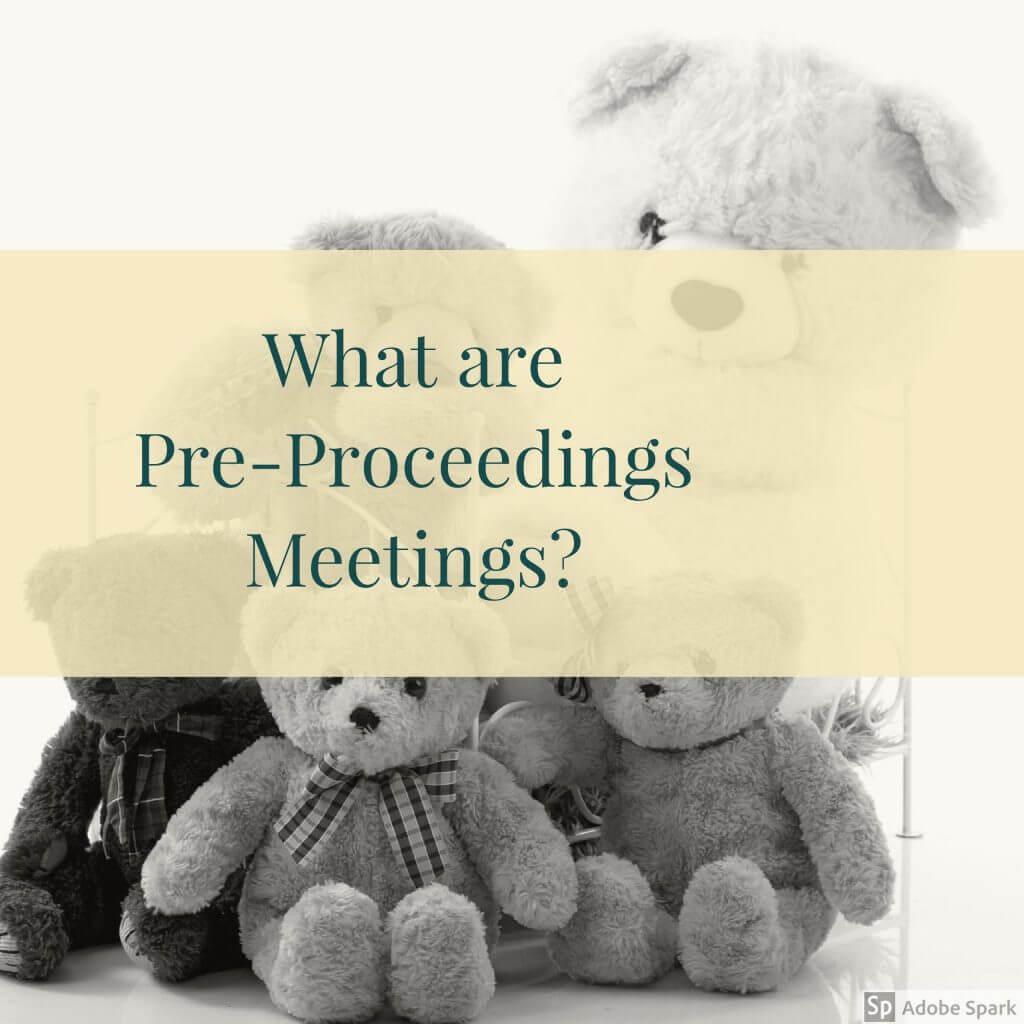 Pre-proceedings