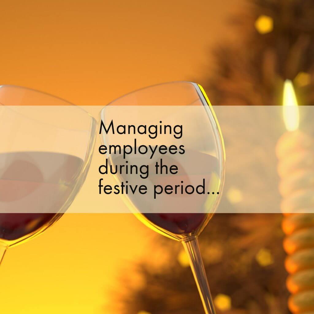 managing emps festive period