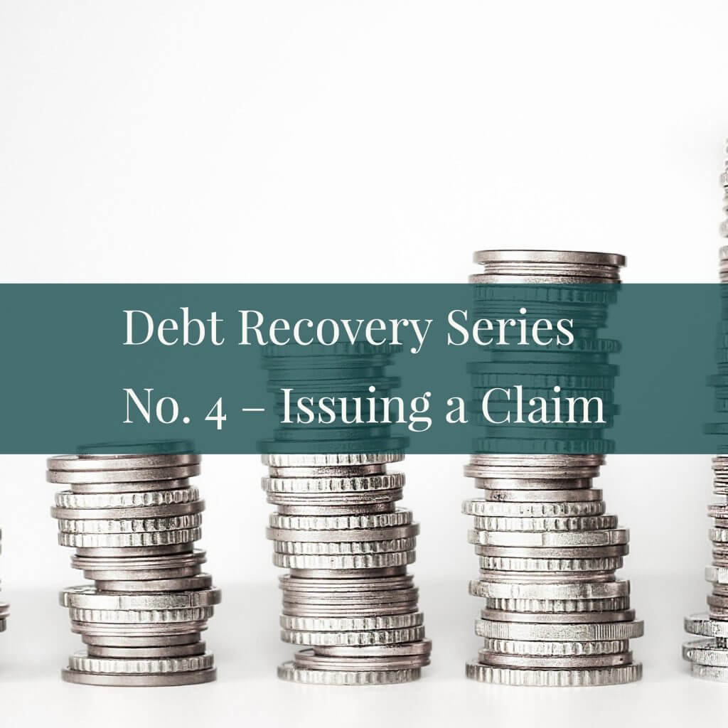 Debt Recovery Series 4