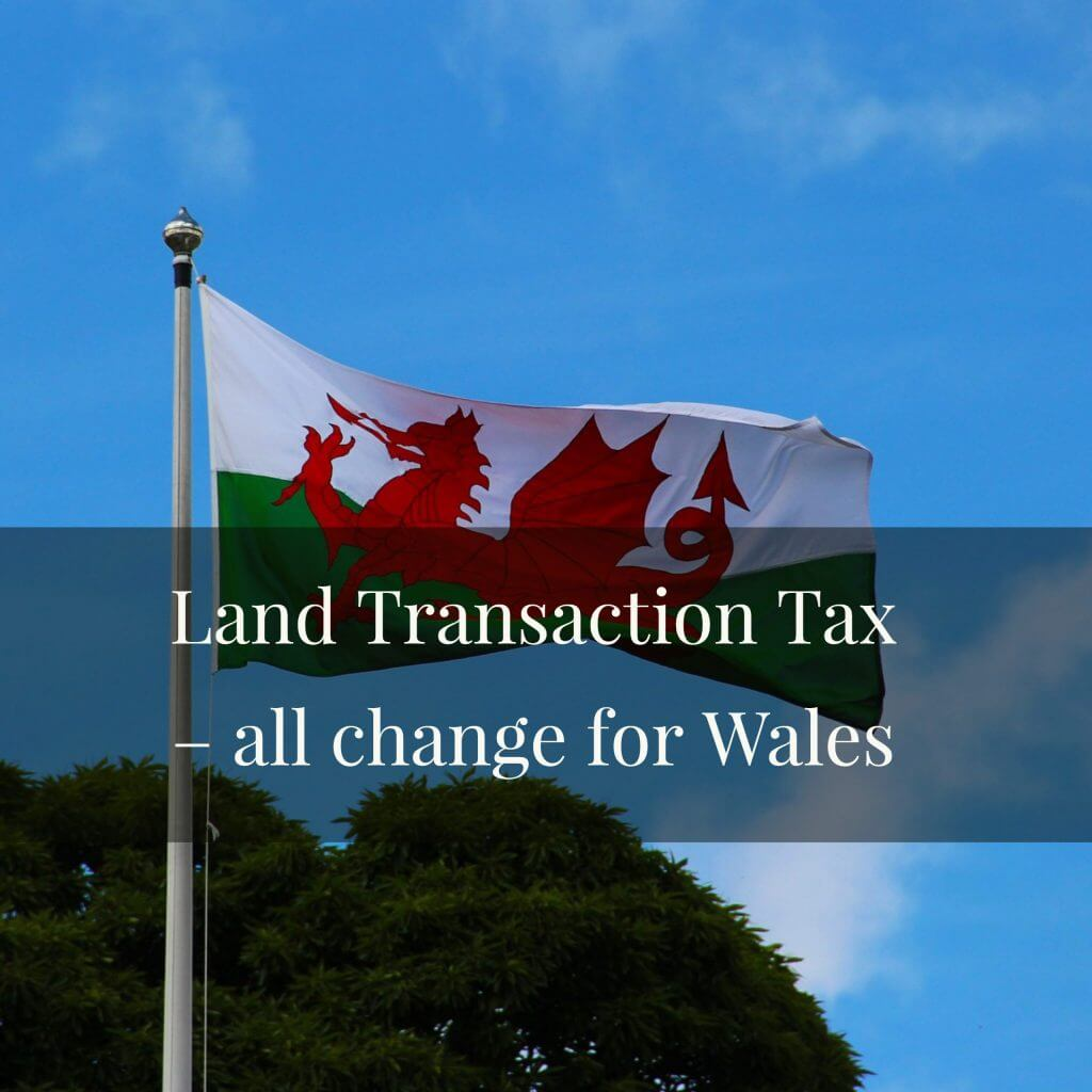 Land Transaction Tax