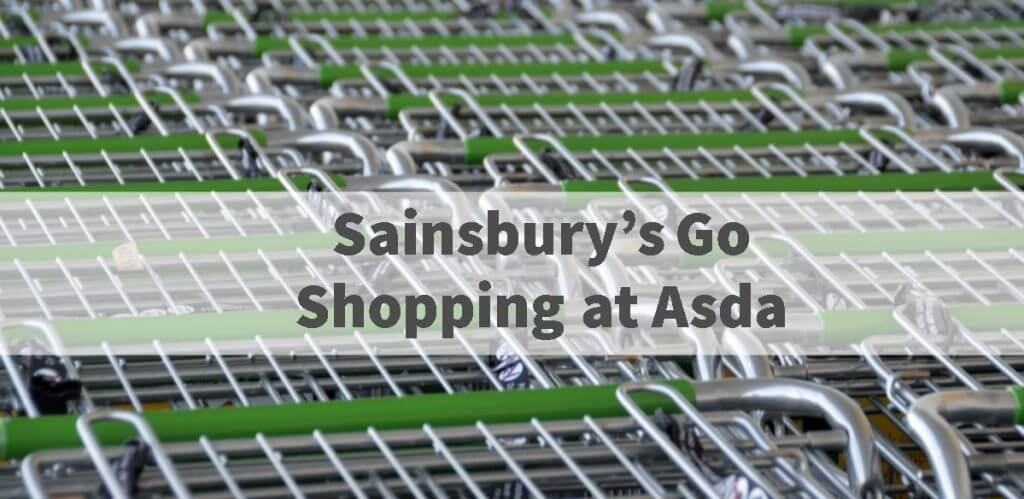 asda 1024x499 - Sainsbury's Go Shopping at Asda