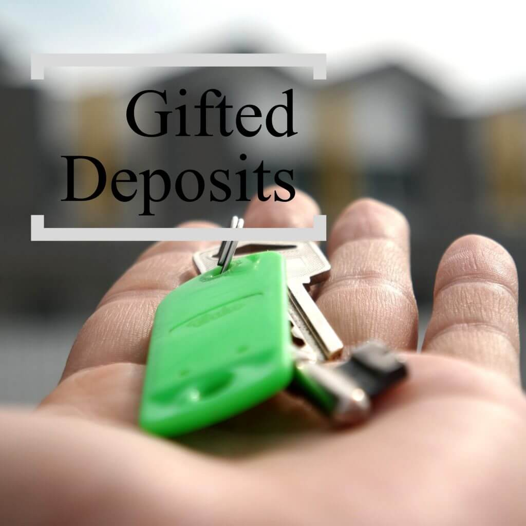 gifted deposits