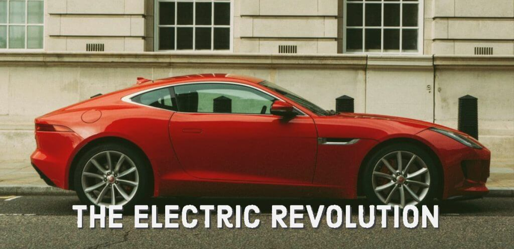 electric cars 1024x496 - The Electric Revolution