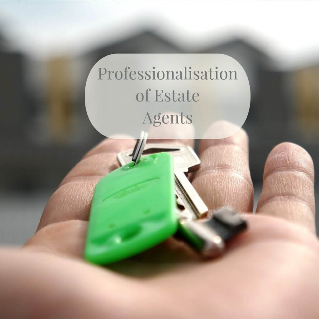 estate agents 1024x1024 - Professionalisation of Estate Agents