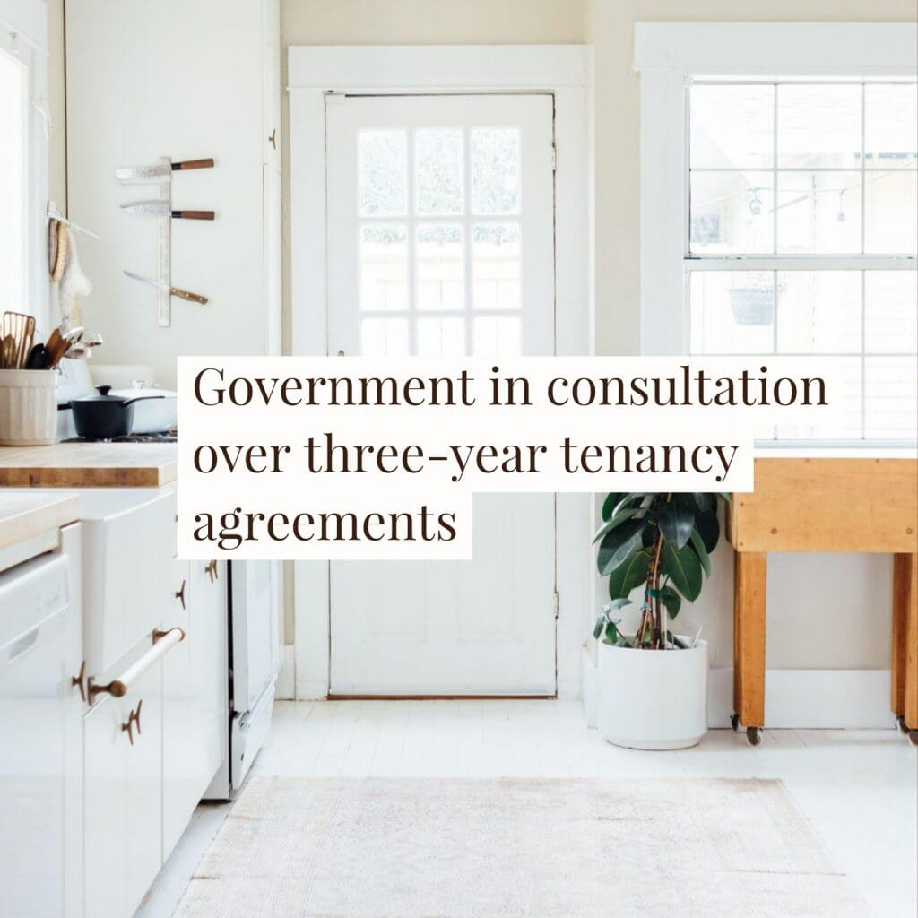 3yeartenancy 1024x1024 - Government in consultation over three-year tenancy agreements