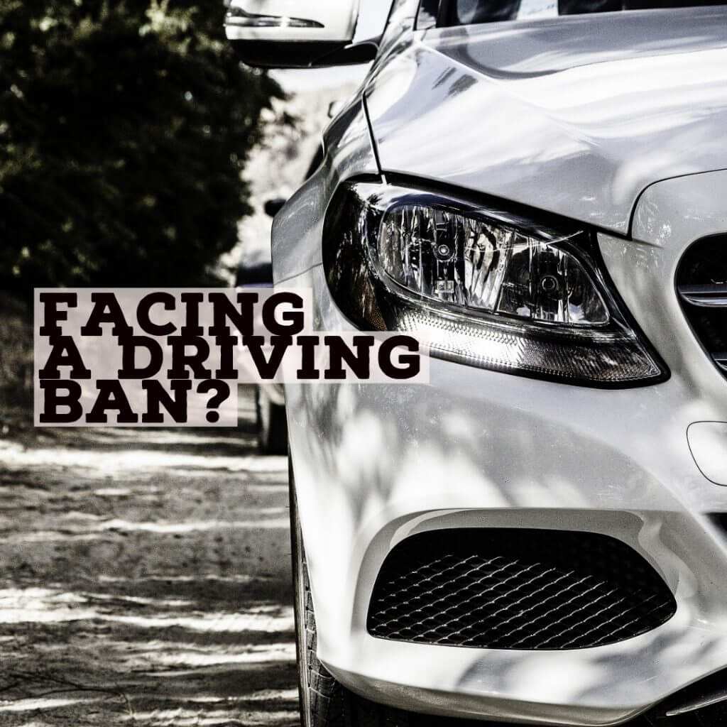 facing driving ban 1024x1024 - Facing a Driving Ban?