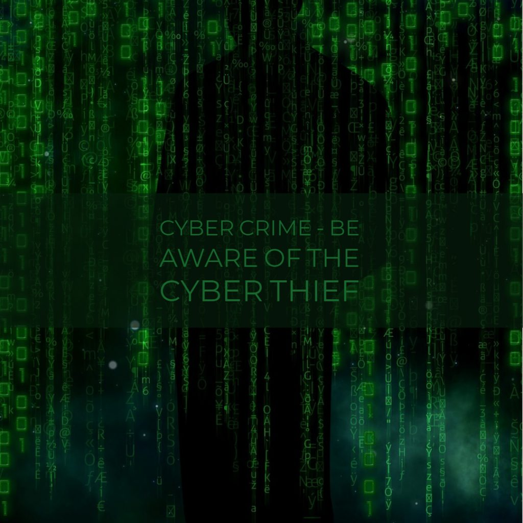 cybercrime 1024x1024 - Cyber Crime - Be Aware of the Cyber Thief