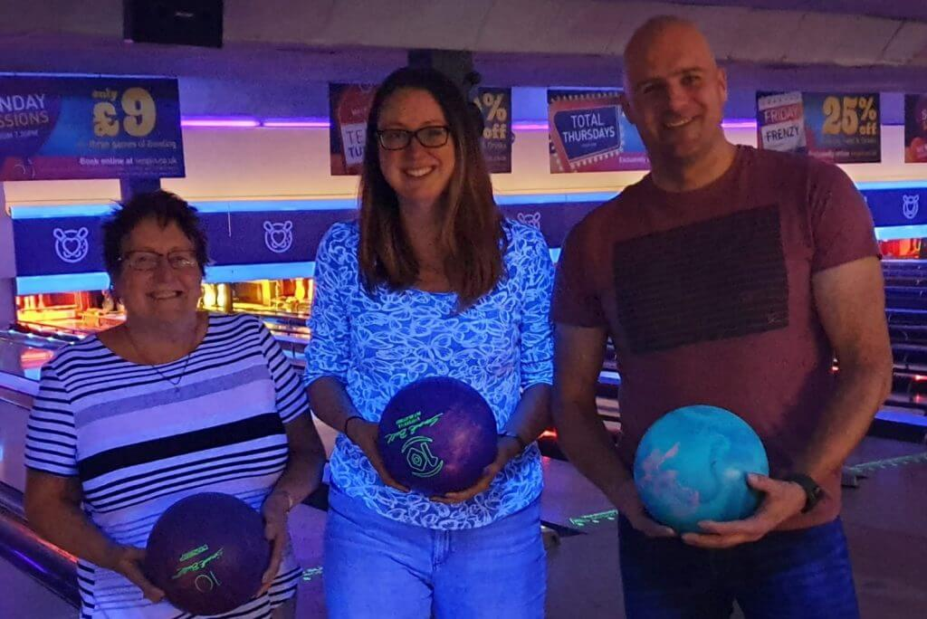 IMG 20190313 WA0006 1024x684 - The Annual 10 Pin Bowling Competition moves to Stoke for 2019