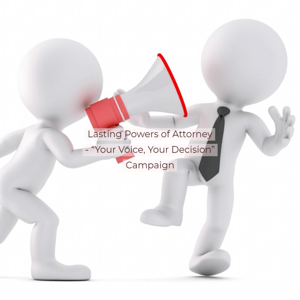 """your voice campaign 1024x1024 - LPA's """"Your Voice, Your Decision"""" Campaign"""