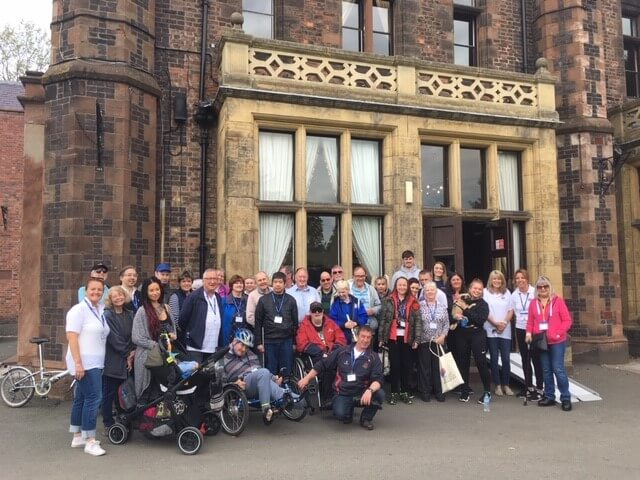 Walton2 - Charity Walk for Head Injured People in Cheshire