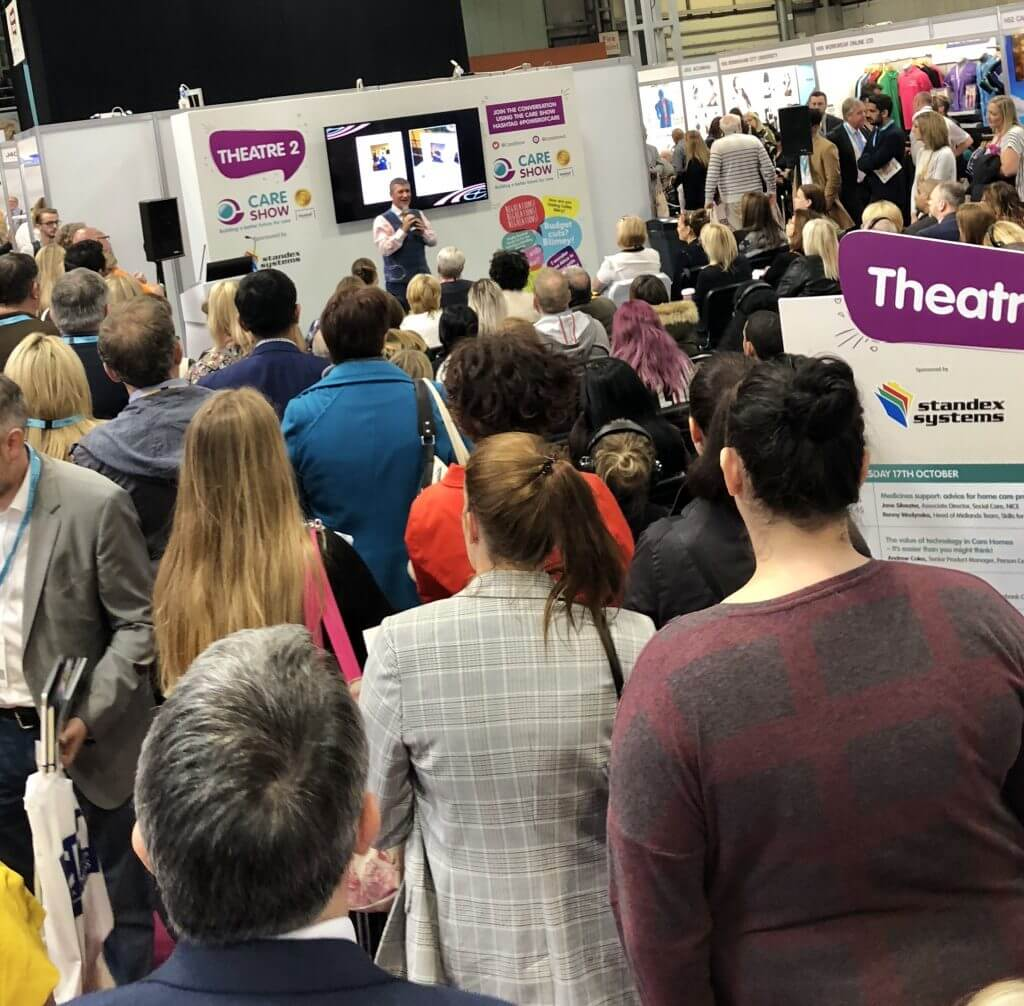 careshow 1024x1006 - The Care Show 2019 - 9th and 10th October 2019