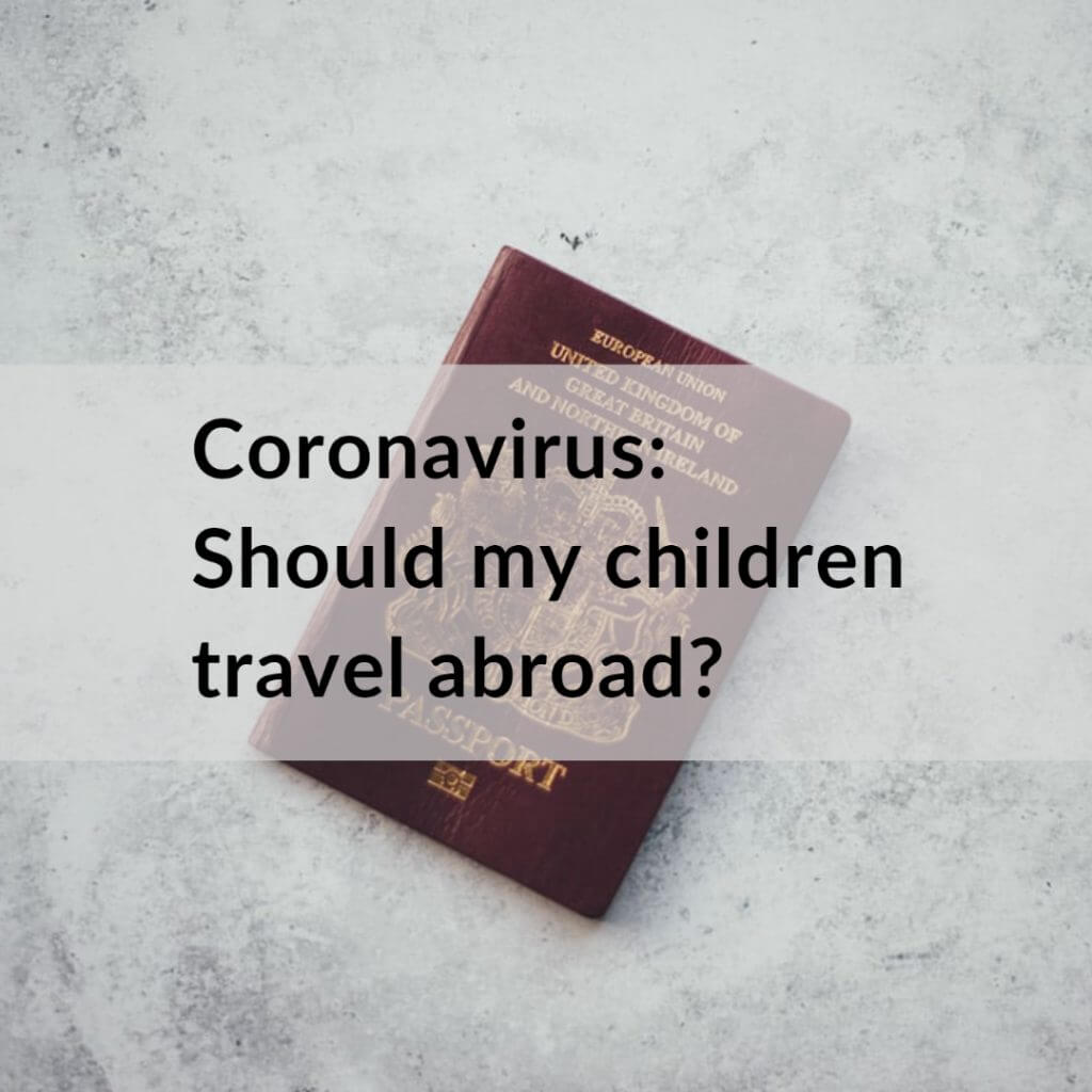 corona abroad 1 1024x1024 - Coronavirus: Should my children travel abroad?
