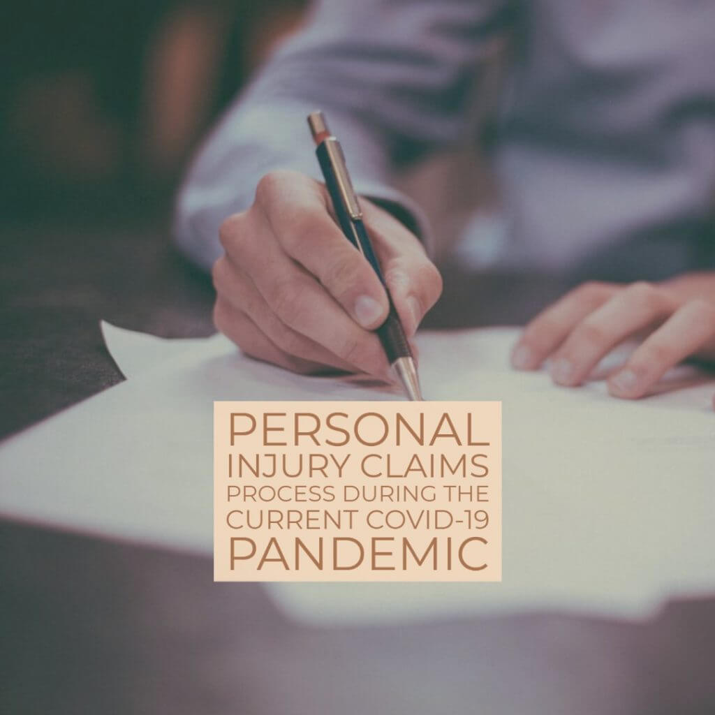 PI coronavirus 1024x1024 - Personal Injury Claims Process During the Current Covid-19 Pandemic
