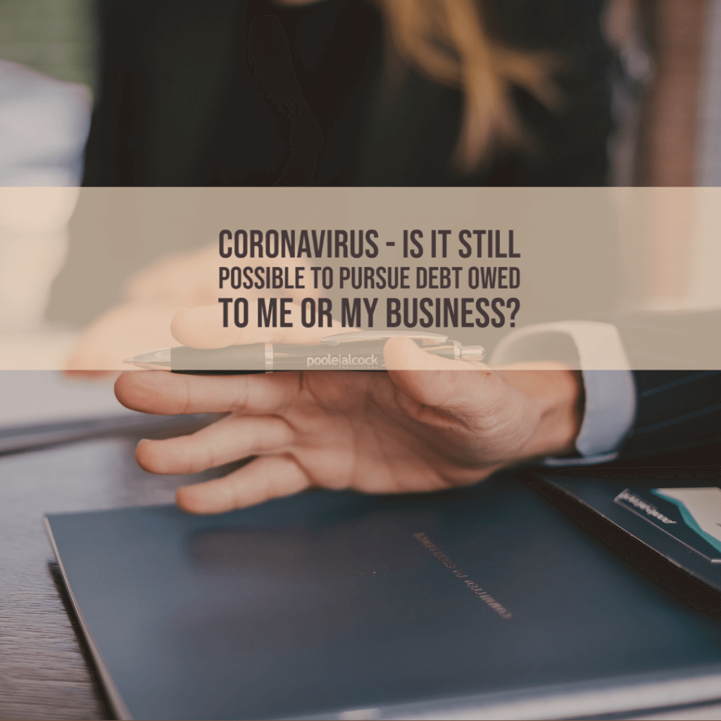 civ lit open for business 1 1024x1024 - Coronavirus - Is it still possible to pursue debt owed to me or my business?
