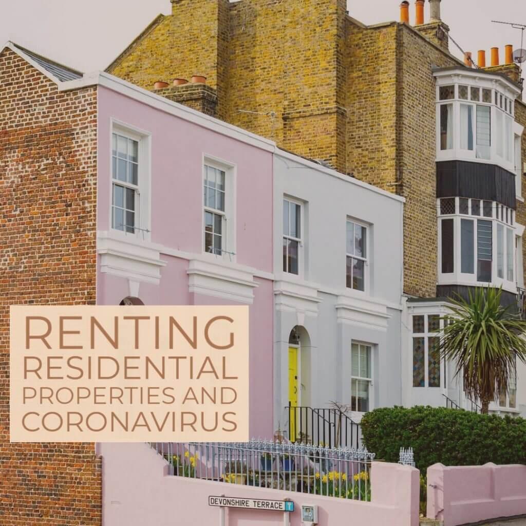 coronavirus renting 1024x1024 - Renting Residential Property and Coronavirus