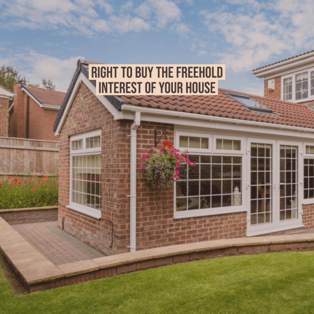 right to buy 1024x1024 - Leasehold Reform Act 1967: Right to Buy the Freehold Interest of Your House