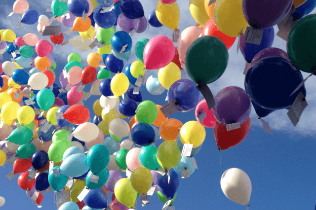 balloonrace - Cheshire Domestic Abuse Charity takes part in Virtual Balloon Race